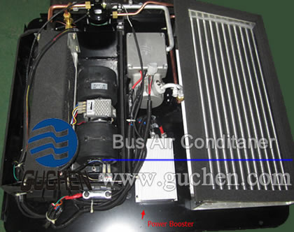 Airpro 3000 DC Powered Rooftop Van Air Conditioner